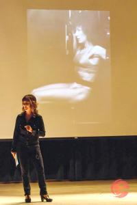 Laura Speaking